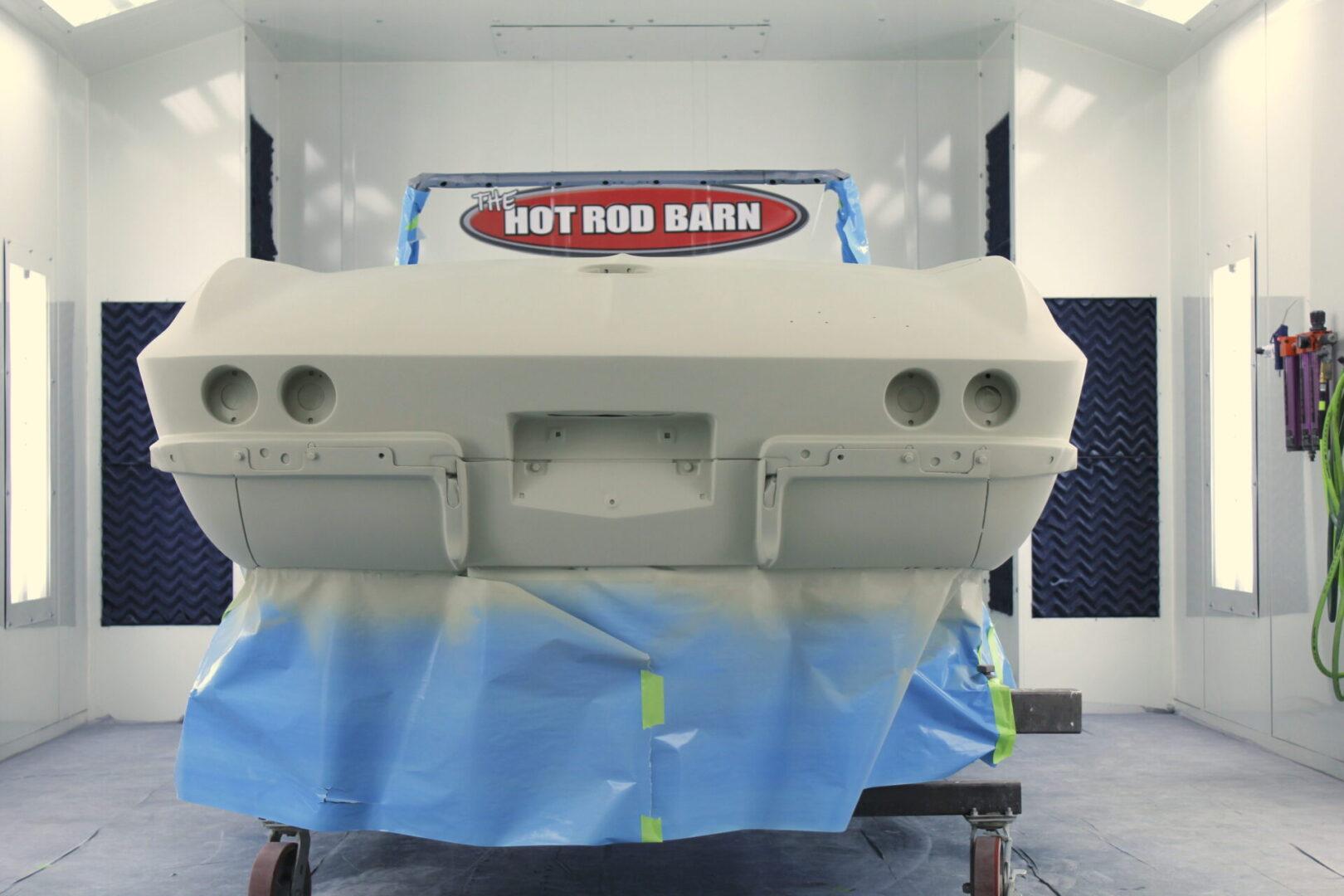 The Hot Rod Barn